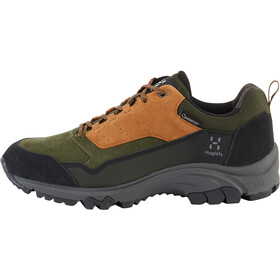 Haglöfs Skuta Low Proof Eco Zapatillas Hombre, oak/deep woods